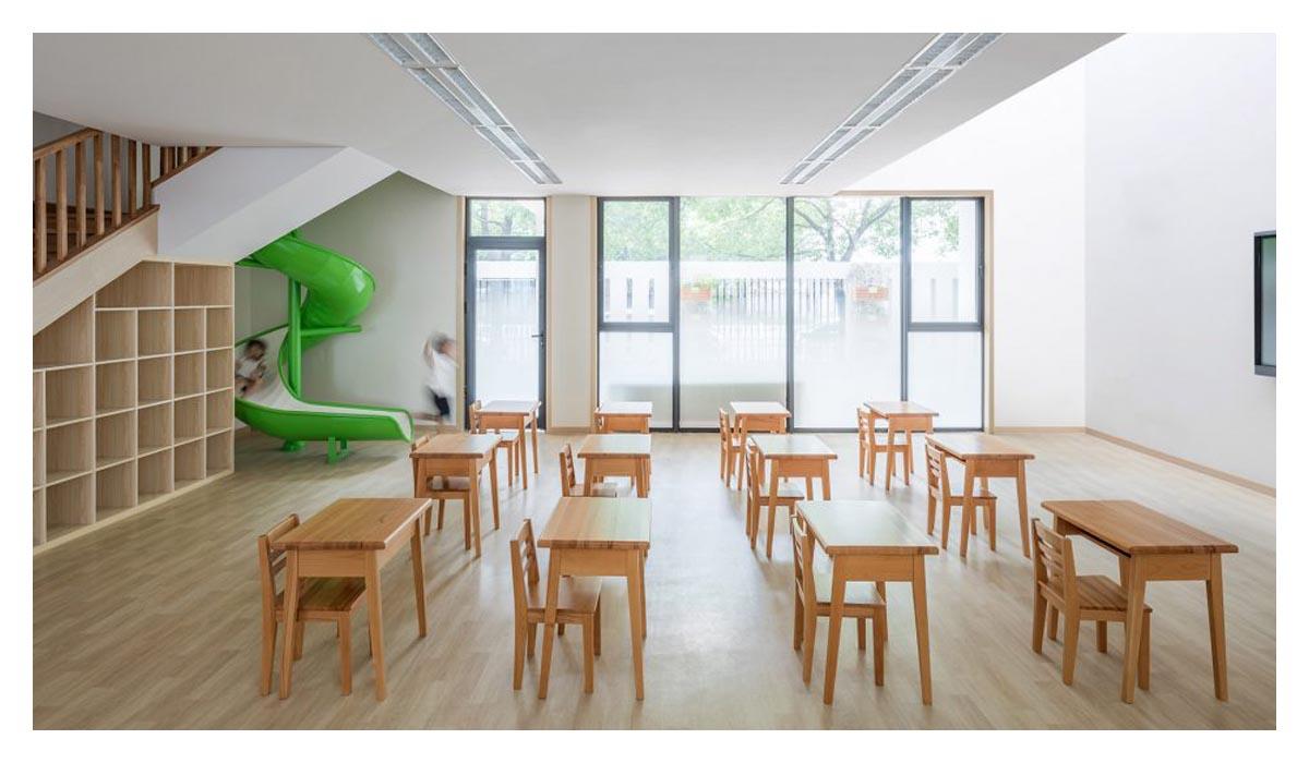 儿童活动空间设计的分析和思考