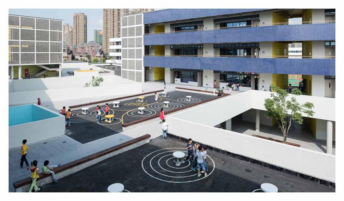 儿童活动空间场地规划
