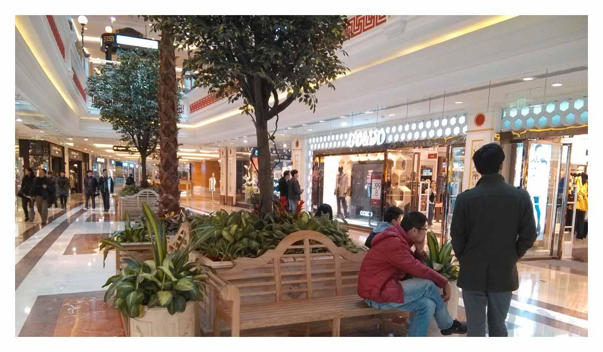 商场改造设计的宏观层面
