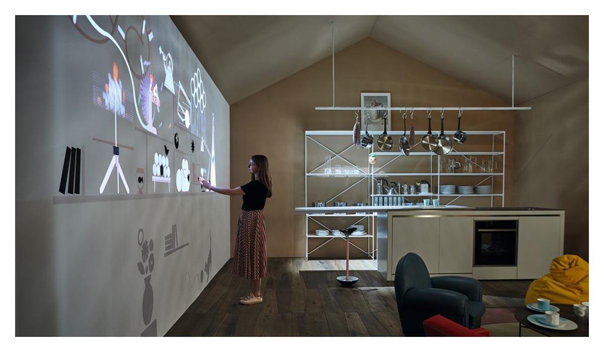 展示空间设计与感觉和知觉的联系