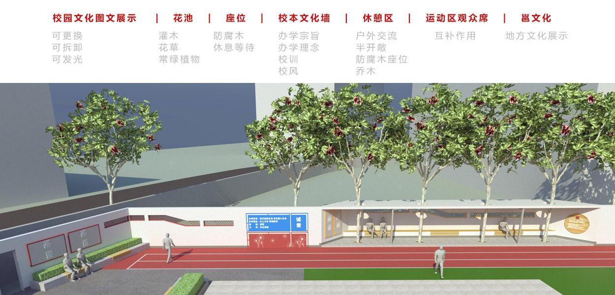 学校环境改造设计