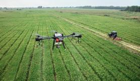 无人机农业管理