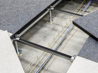 智慧通硫酸钙防静电地板