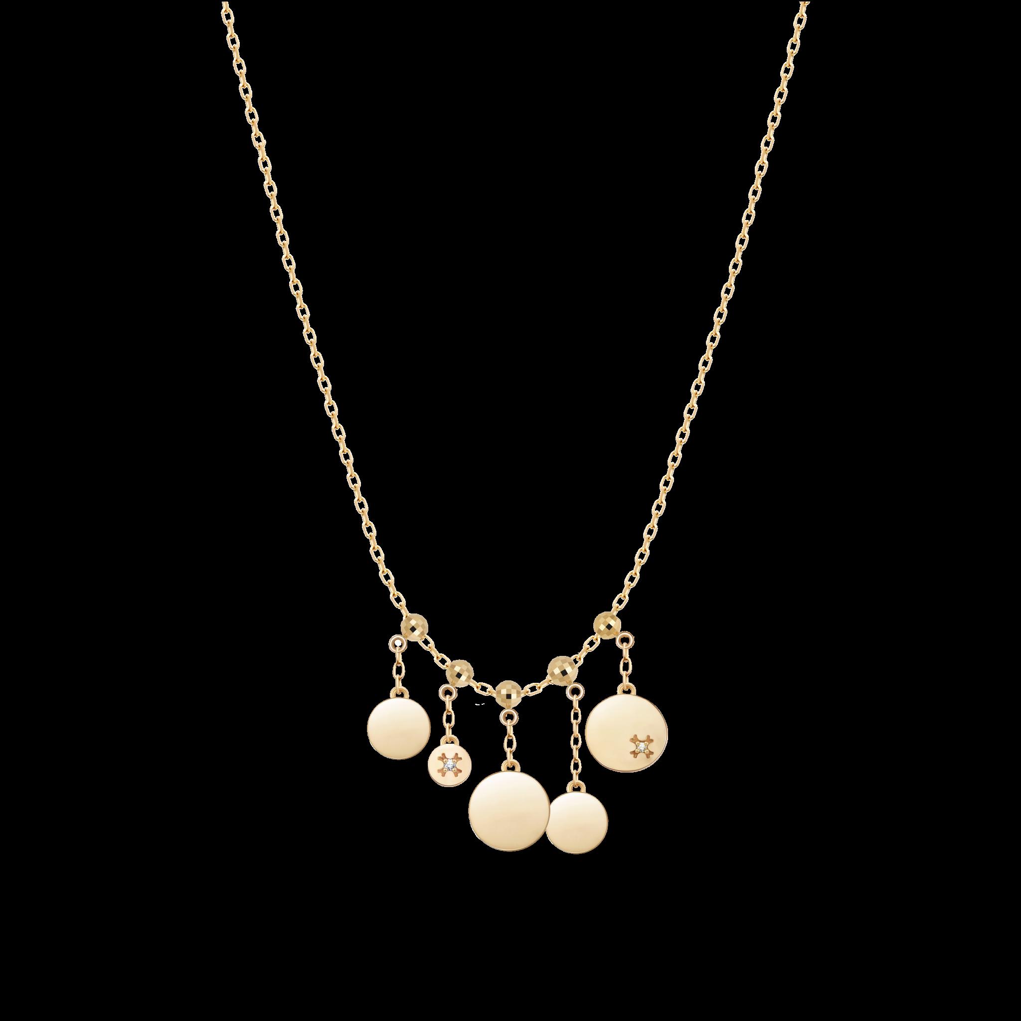 圆片-项链