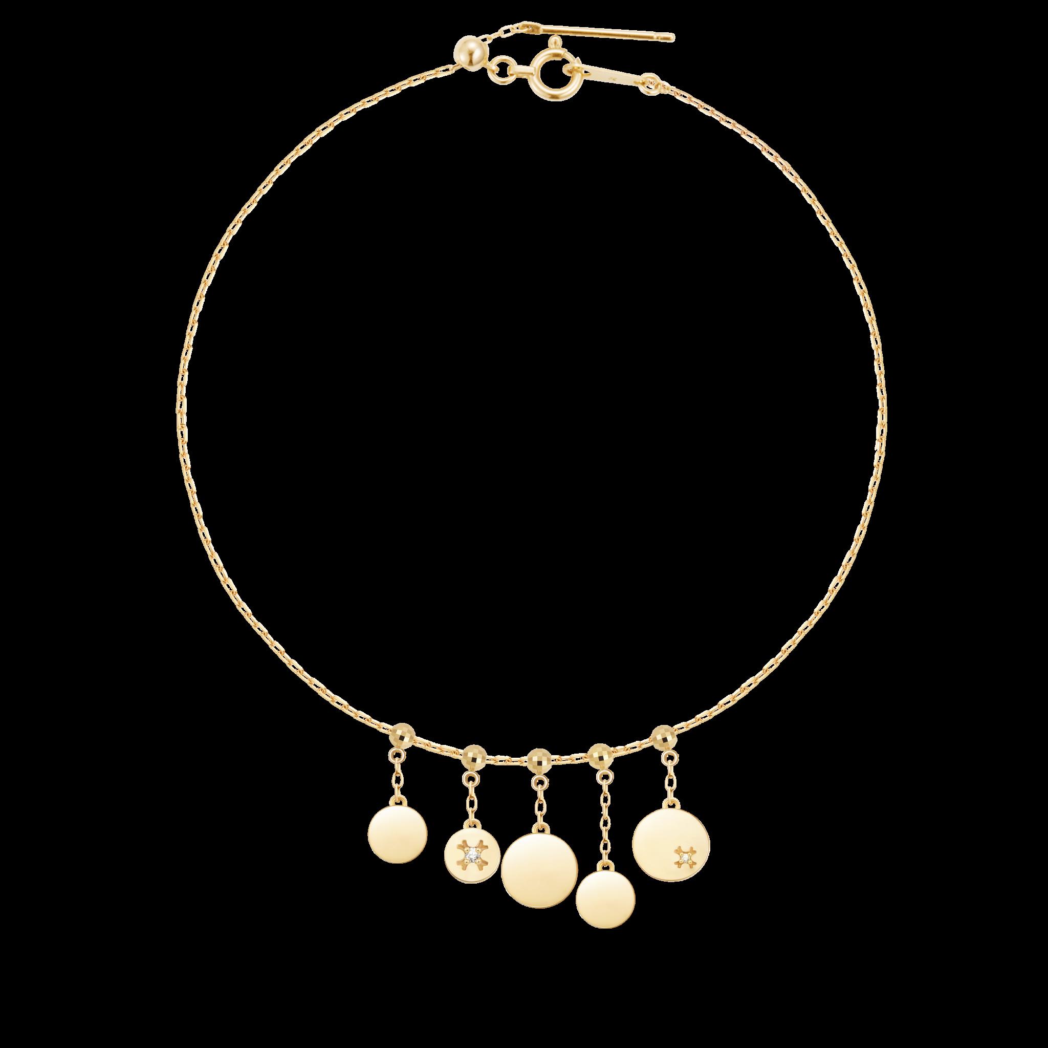 圆片-手链