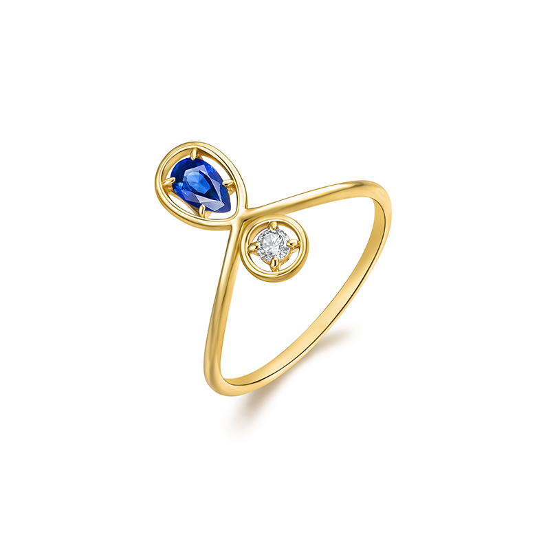 水滴蓝宝石2