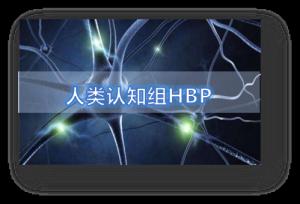 人类认知组HBP