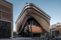 上京文化艺术园区公共艺术装置