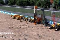 建筑工程动画时需要的施工车辆机械。