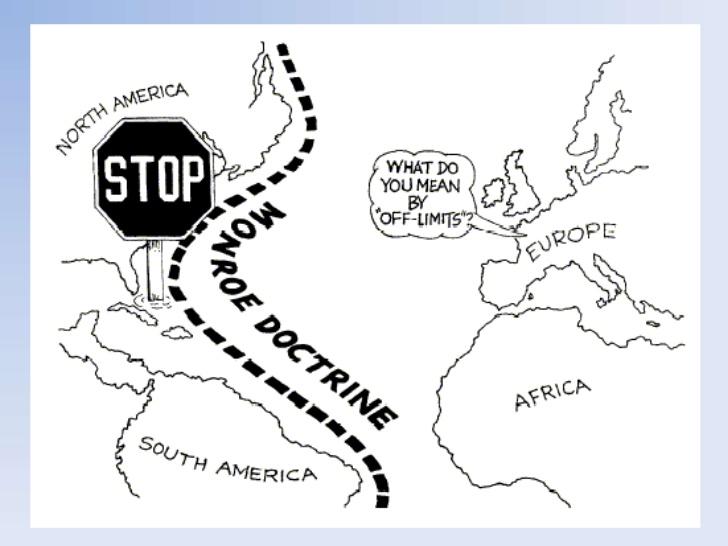章永乐   威尔逊主义的退潮与门罗主义的再解释——区域霸权与全球霸权的空间观念之争【激荡1919:全球文明的流动与互鉴】