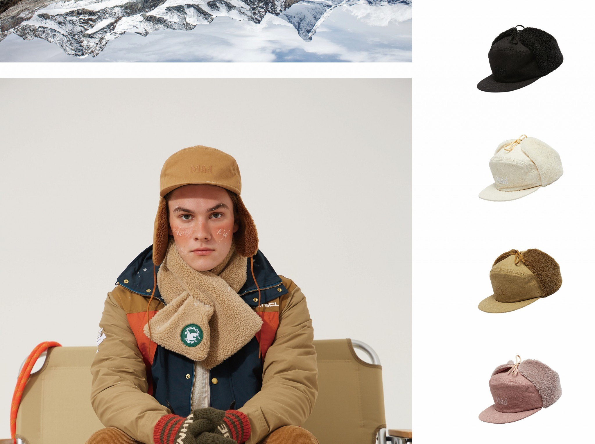 SHERPA lookbook_Copver 1