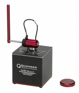 QUBE Servo 2 with Inverted Pendulum