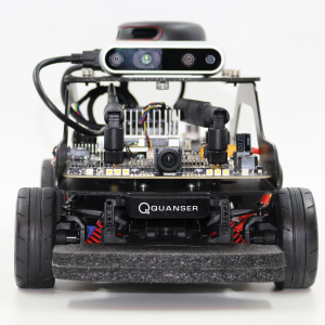 QCar Front View