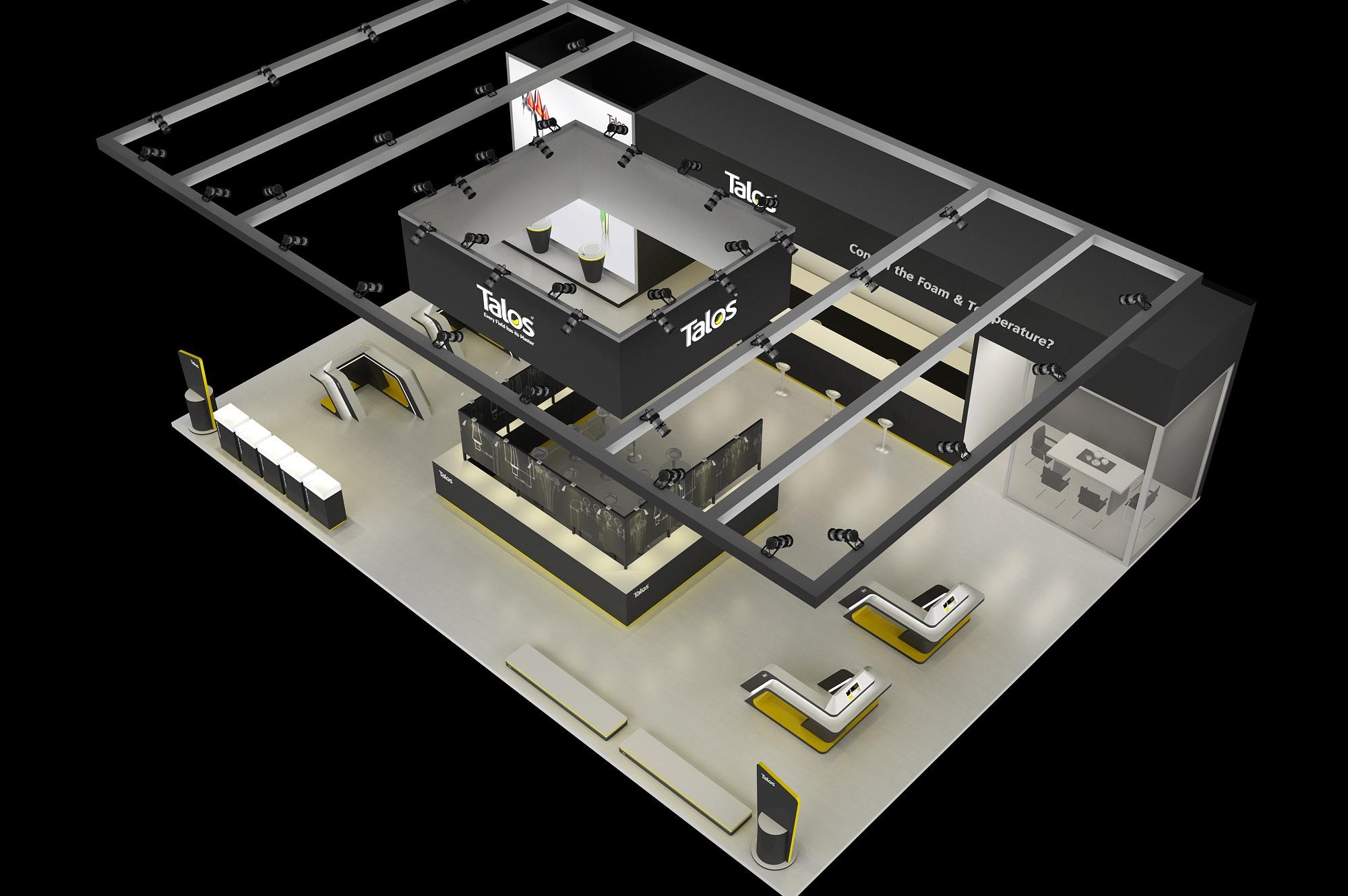 工业品品牌展览展厅设计-塔罗斯88a157b2921d4b43a21486a5a403a6fe