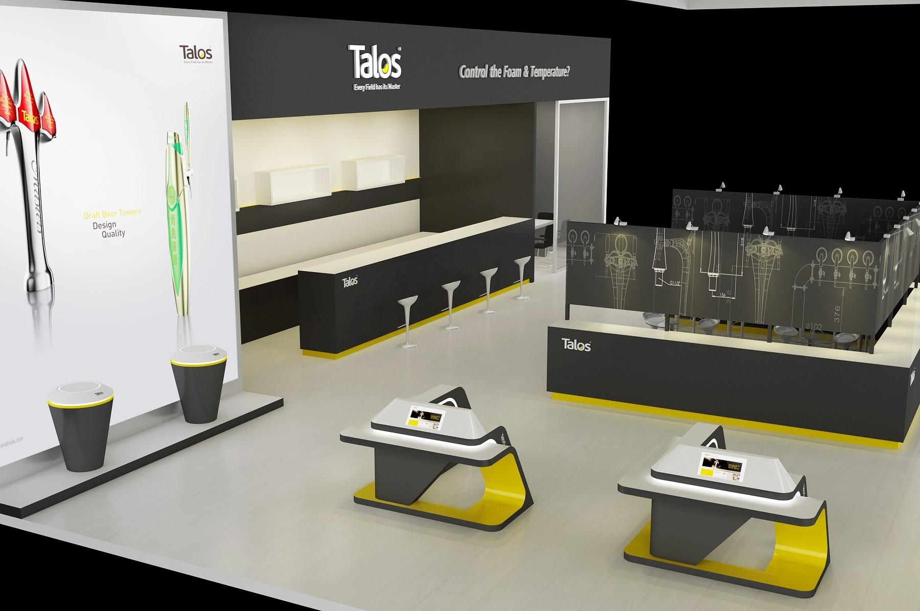 工业品品牌展览展厅设计-塔罗斯1e423272d22242860fb18bd5823631c4