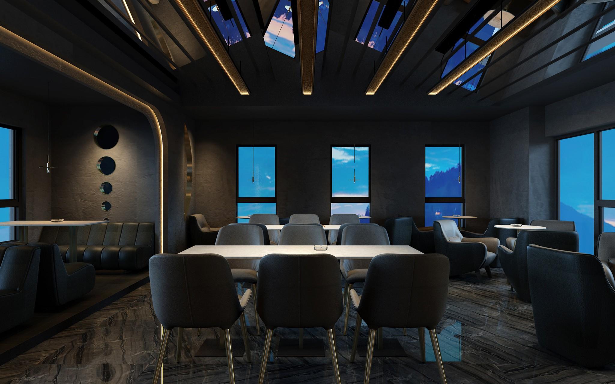 酒吧商业空间设计-INS19967feb317ad1e0cbd5824fce14ceb0b902