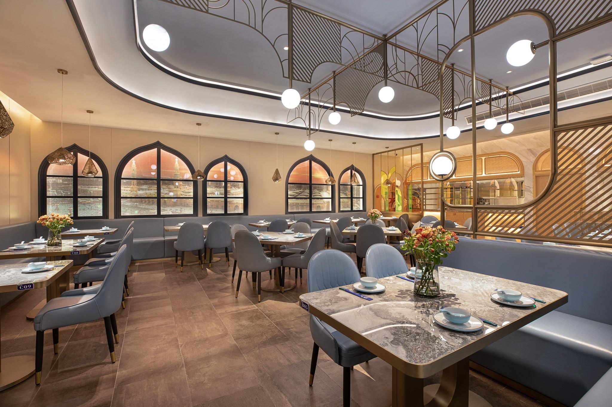 品味回西北菜餐厅设计-杭州餐厅设计-杭州达岸品牌策划设计公司76a827750b2f4341dc2b13d5a0c6caaa
