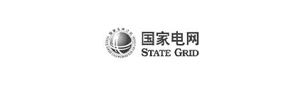 国家电网logo黑白