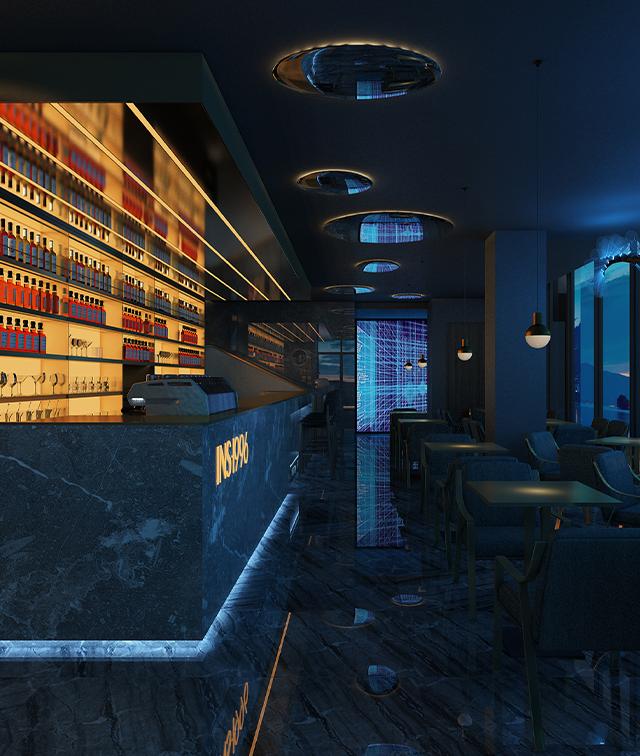 INS1996酒吧-