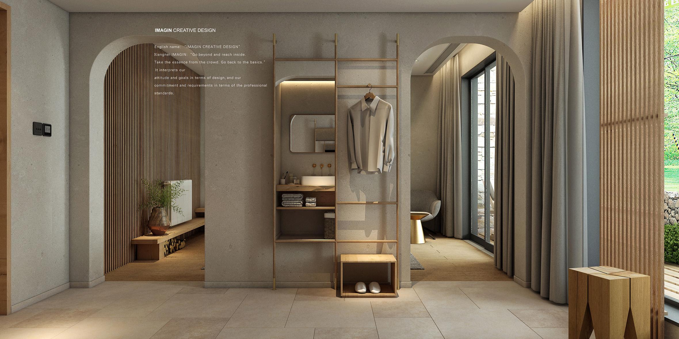 民宿酒店设计-隐居八仙渡设计-杭州达岸品牌策划设计公司