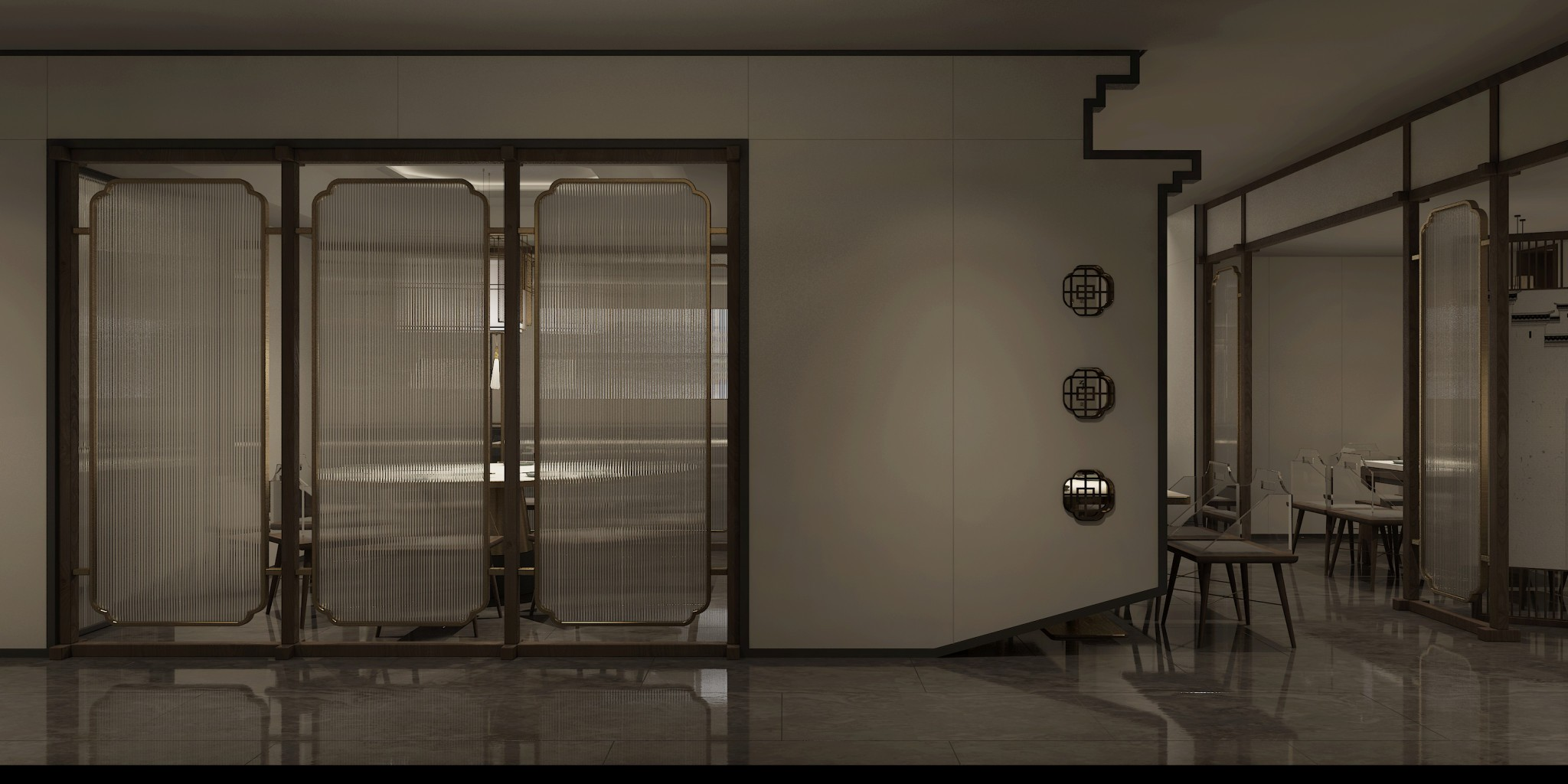 杨记兴连锁餐厅设计-餐厅设计-杭州达岸品牌策划设计公司