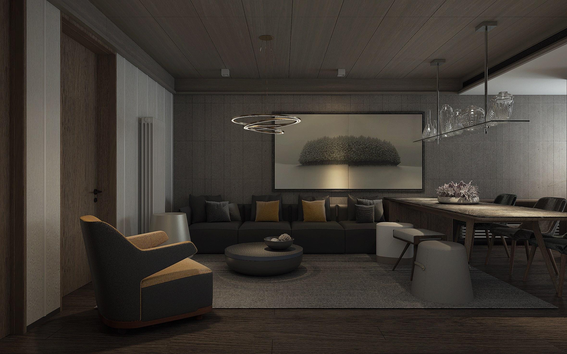 公寓酒店设计-曙光公寓设计-杭州达岸品牌策划设计公司