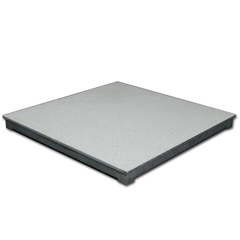 DC22盲槽铸铝防静电地板