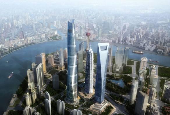 上海经融中心防静电地板建设