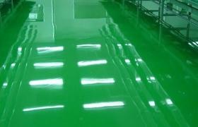 防靜電地板漆