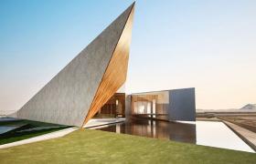 阿曼跨時代博物館防靜電地板項目