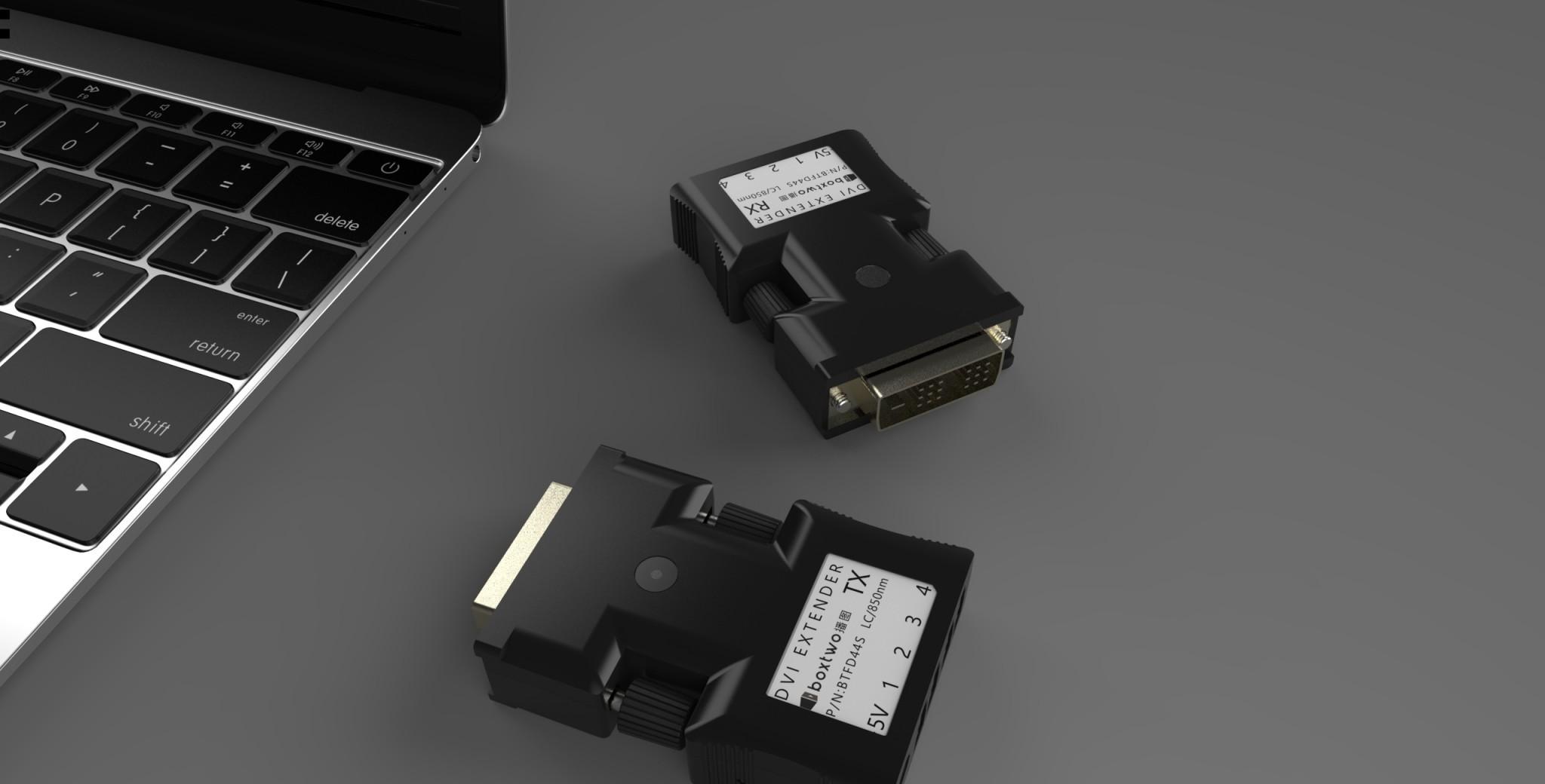 4芯光纤延长器.98