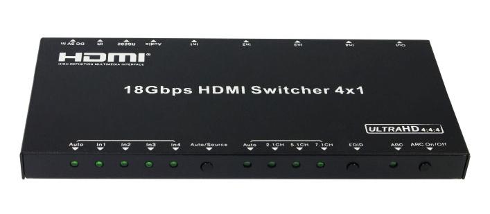 4kHDMI切换器1