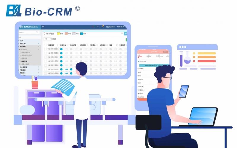 bio-CRM