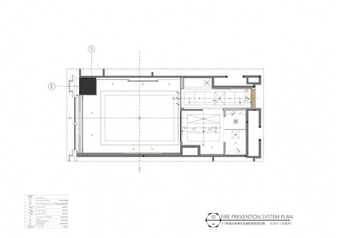 苏州再造创意设计施工图图纸作品集 6290801