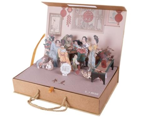 86fashion 上海华声 纸盒
