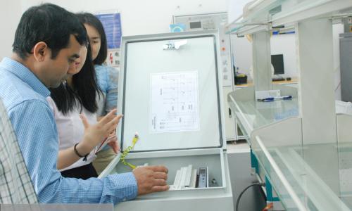 安服匠:地凯防雷产品服务东南亚,迎接到访印度合作伙伴!