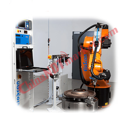 Eloscan全自动机器人涡流C扫描检测系统