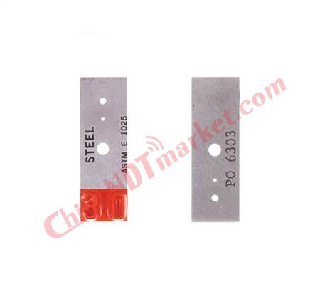 ASTM E1025孔型像质计