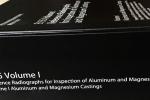 ASTM E155铝镁铸件检验用标准参考射线底片图谱使用和定量
