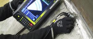 钢对接焊缝超声波检测中探头角度的选择