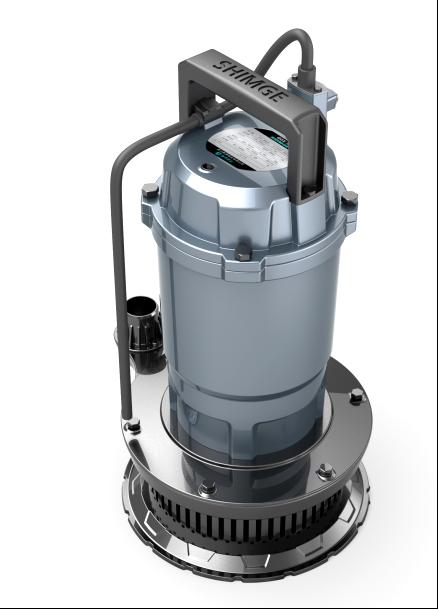新型潜水泵1