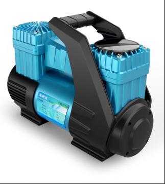 车载充气泵4