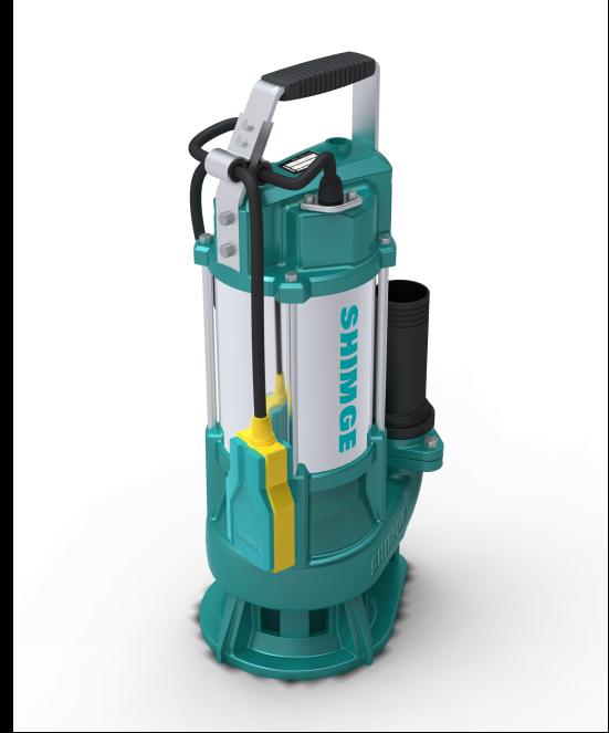 小型污水泵3