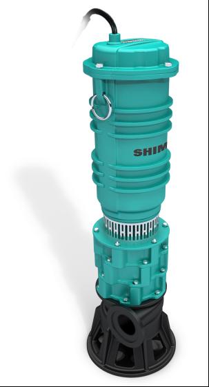 多级污水泵2