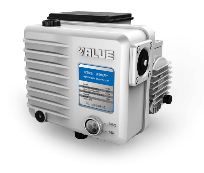 工业小型真空泵1