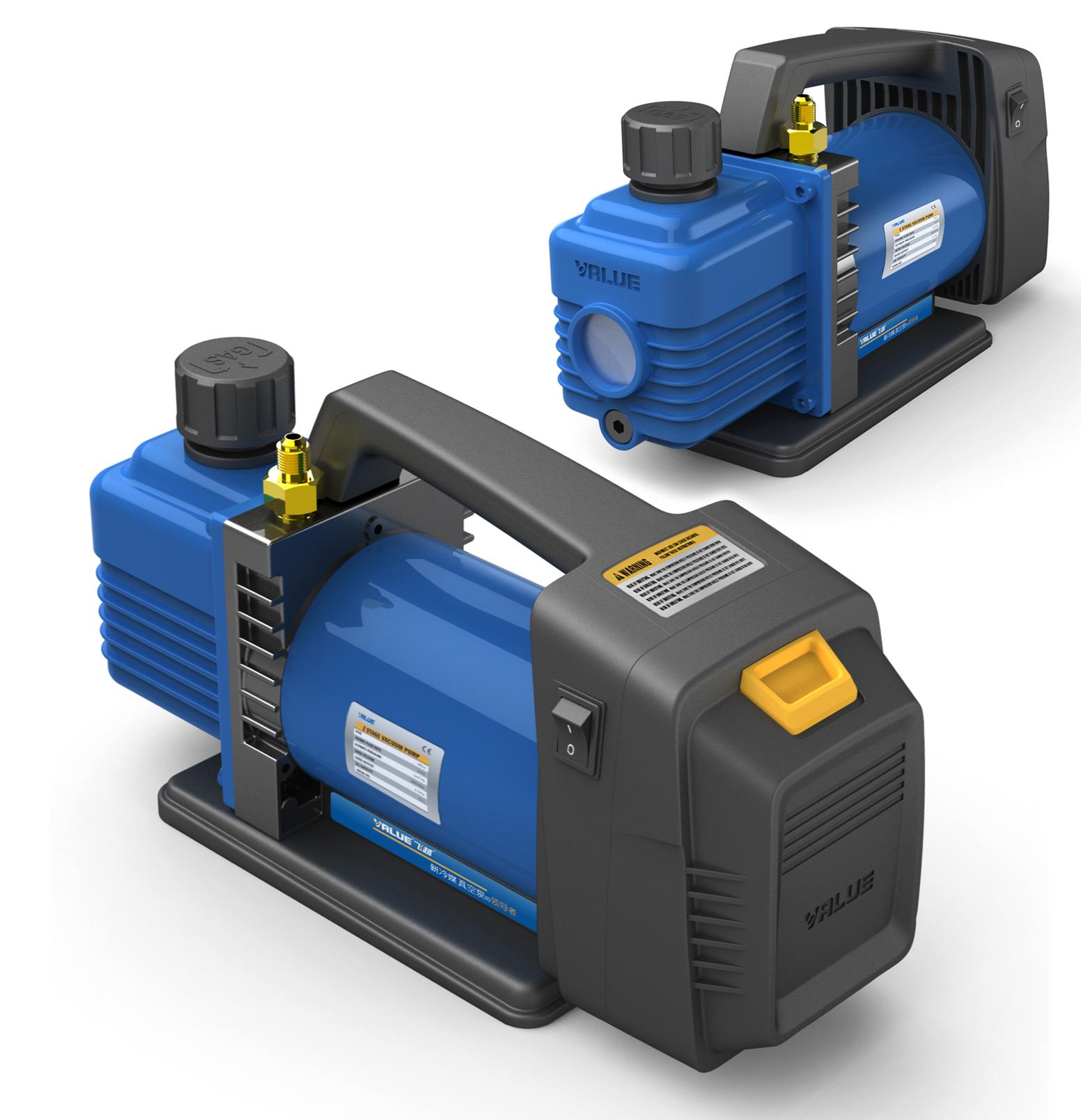 小型充电式真空泵