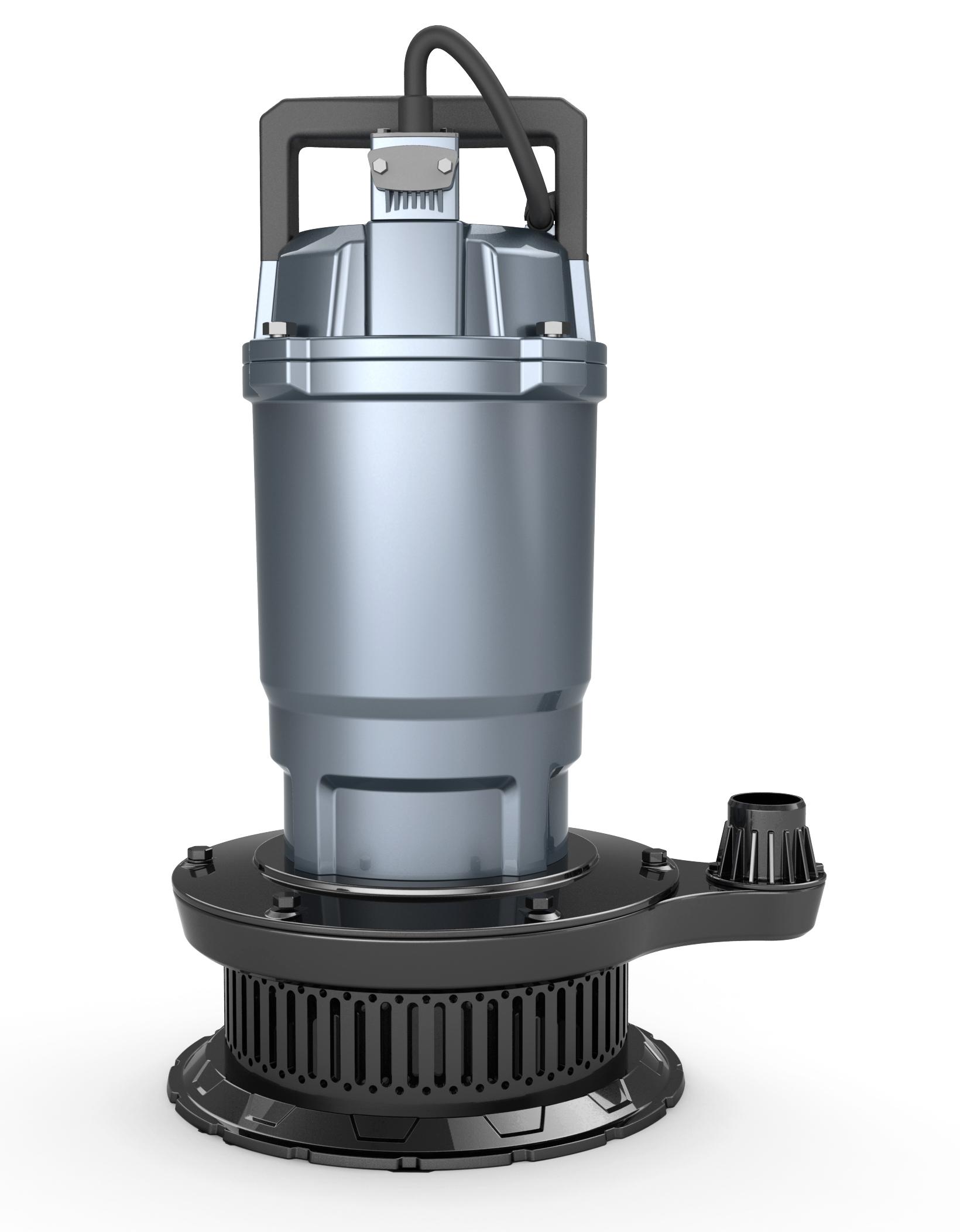 新型潜水泵
