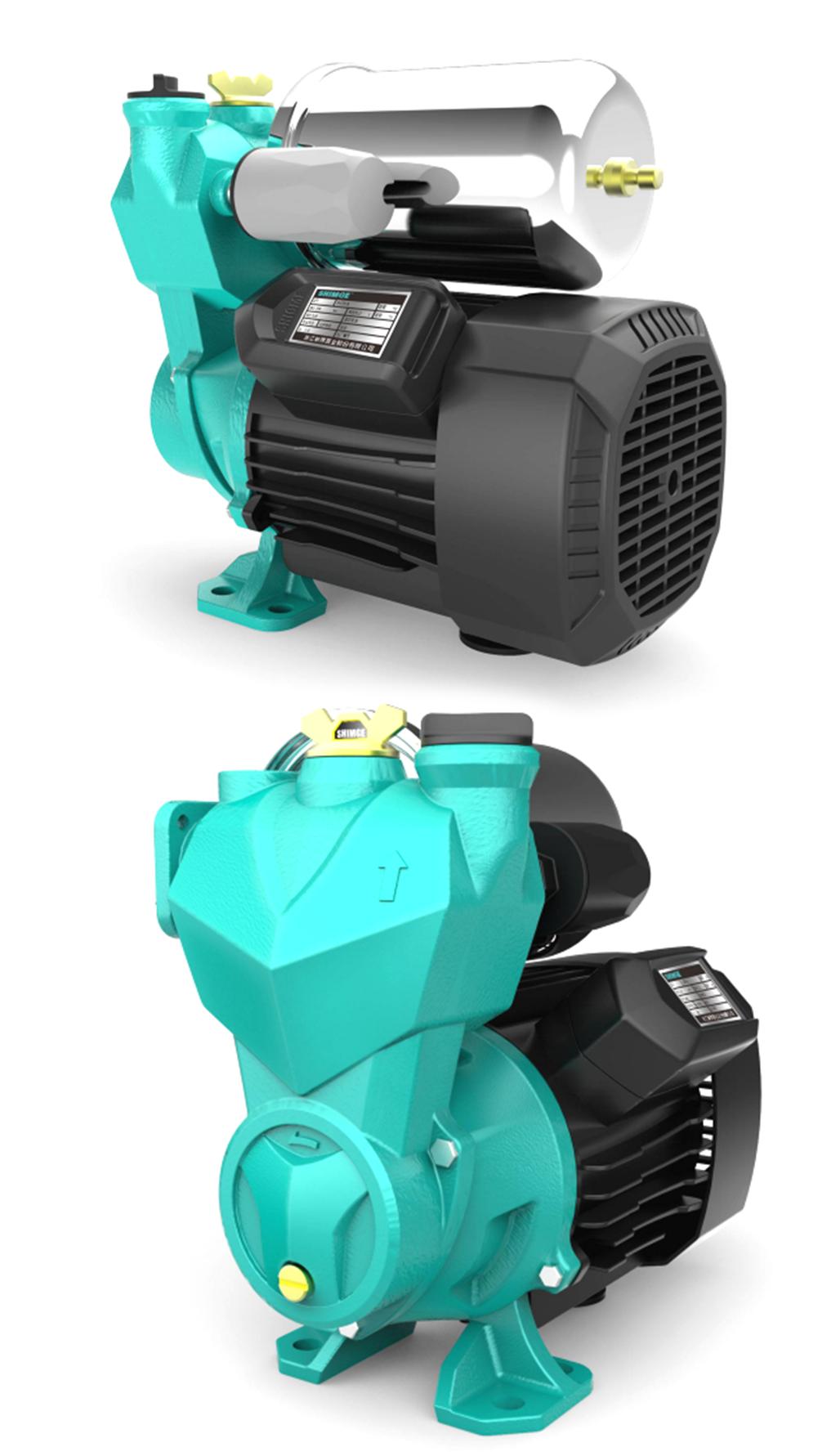 自吸泵升级