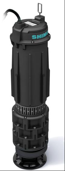 多级污水泵