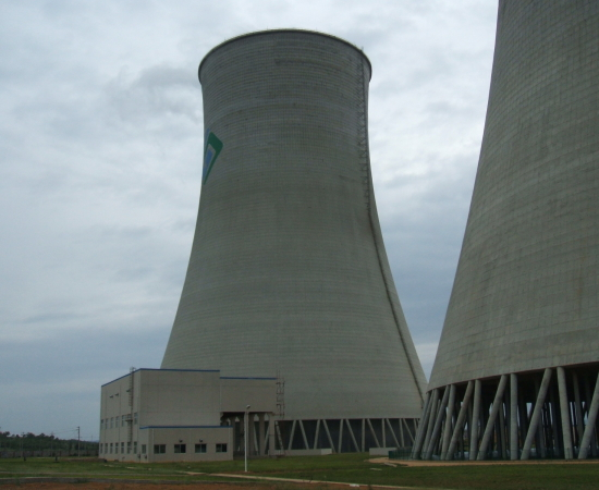 黔东南火电厂厂区特殊接地网安装工程 2008年5月